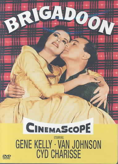BRIGADOON BY KELLY,GENE (DVD)