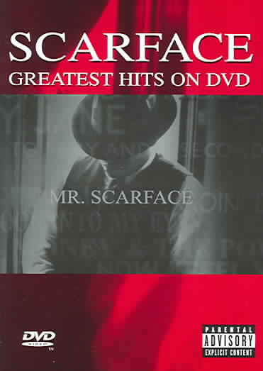 GREATEST HITS BY SCARFACE (DVD)