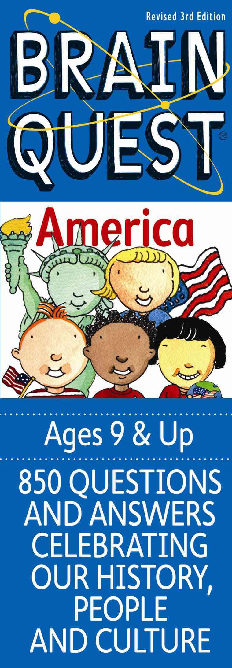 America By Editors of Brain Quest (COR)